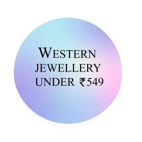Westernwear Jewellery under Rs549